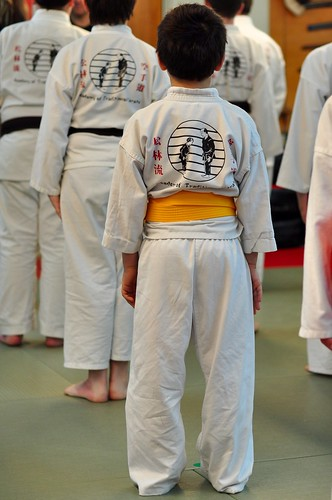 Karate - promoted