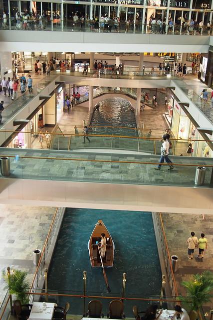 Tour of Singapore: Marina Bay Sands
