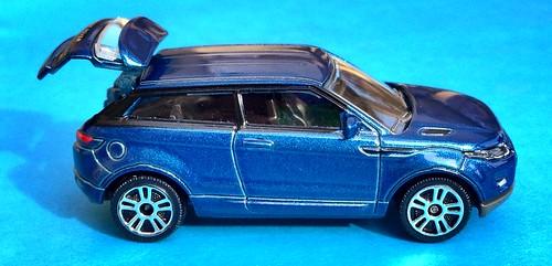 Majorette - Range Rover Evoque