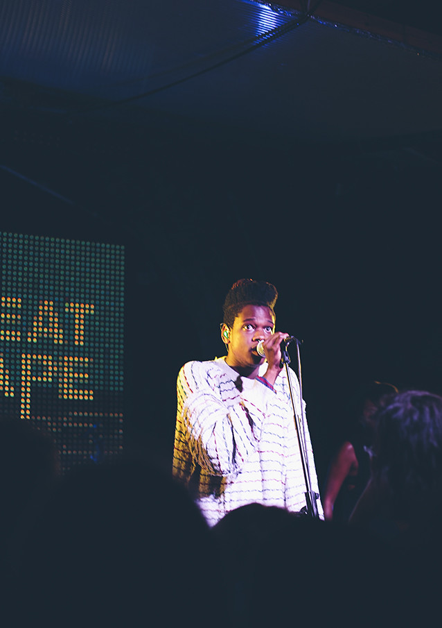 Shamir Great Escape 2015
