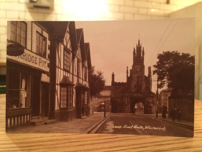 East Gate, Warwick