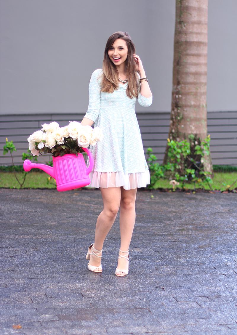 5-look do dia get a sweet la mandinne vestido com babado