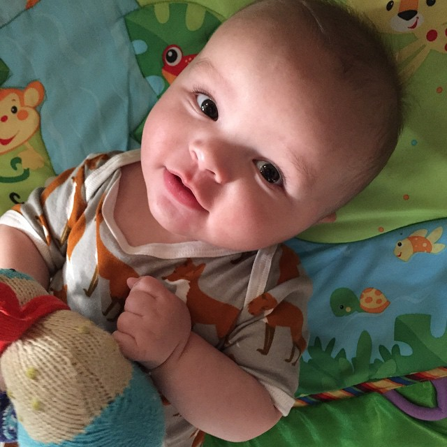 Babies are fun! #DMbabies #cutie #kidstagram #mamalife #motherhood #motherhoodrising