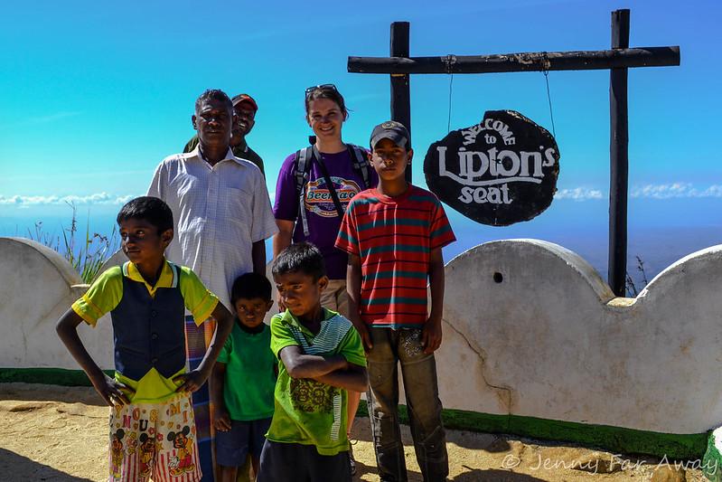 Lipton's Seat, Sri Lanka