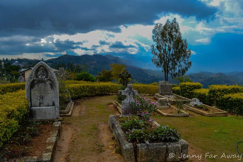 Haputale cemetery