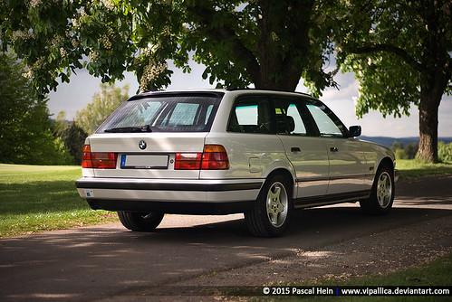 1994 BMW E34 520i touring