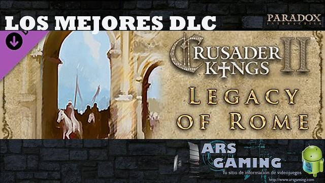 Los mejores DLC de CK II: Legacy of Rome
