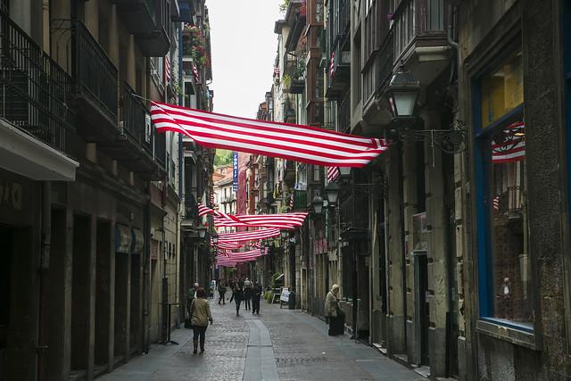 Las Siete Calles de Bilbao