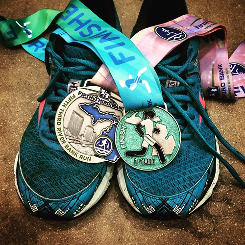Race Recap: River Bank Run 25k