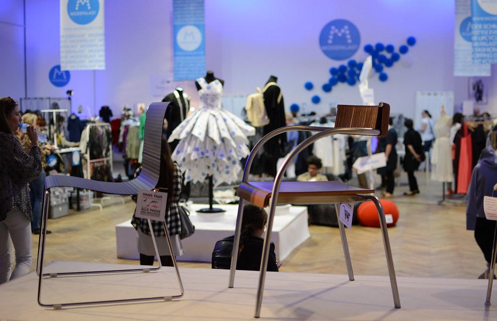 Modepalast-Sessel