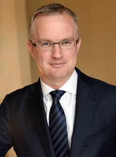 Brian Pontifex, Ambassador of Australia to the OECD