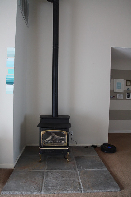 The Old Propane Stove