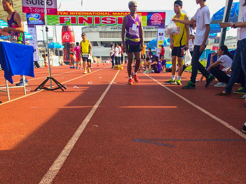Hatyai Marathon 2015