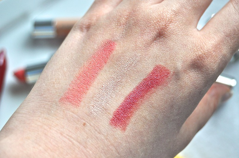 Duty Free makeup Clinique Swatches 5