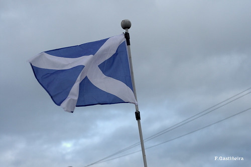 Scottish Flag - Bandeira escocesa