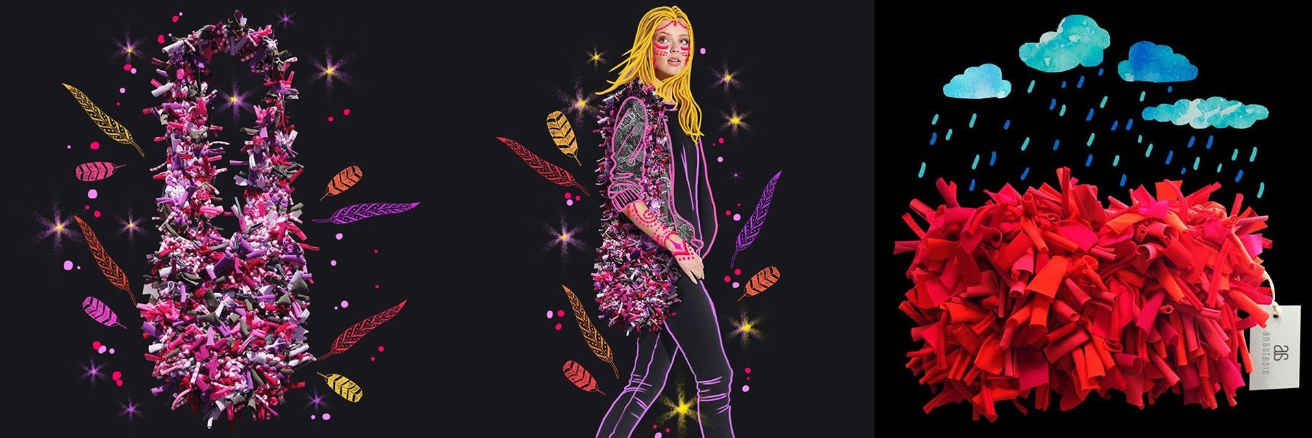 fashion blogger spain valencia, anastasia ecothique social eco-friendly fashion, clutch handbag sustainablefashion