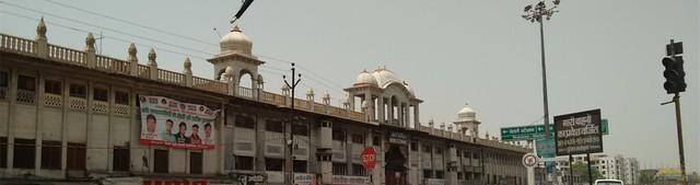 Wide View Jain Mandir Firozabad