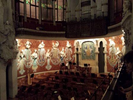 Palau de la Musica Catalana 2