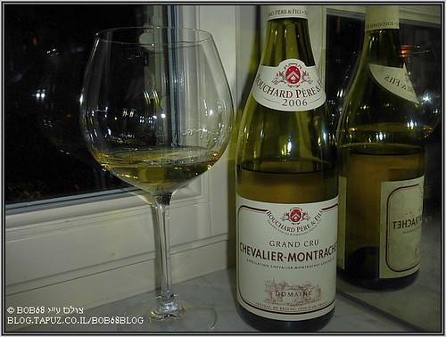 Domaine Bouchard Chevalier Montrachet Grand Cru 2006