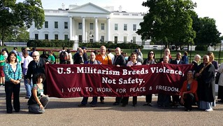 US Militarism Breads Violence, Not Safety