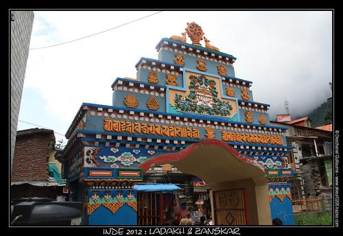 JOUR 4 : 31 JUILLET 2012 : VISITE DE MANALI