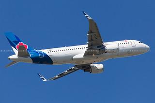 Qingdao Airlines Airbus A320-214(WL) cn 6608 F-WWBF // B-1693