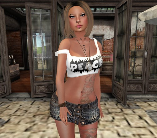 LOTD ~ Edgy Style