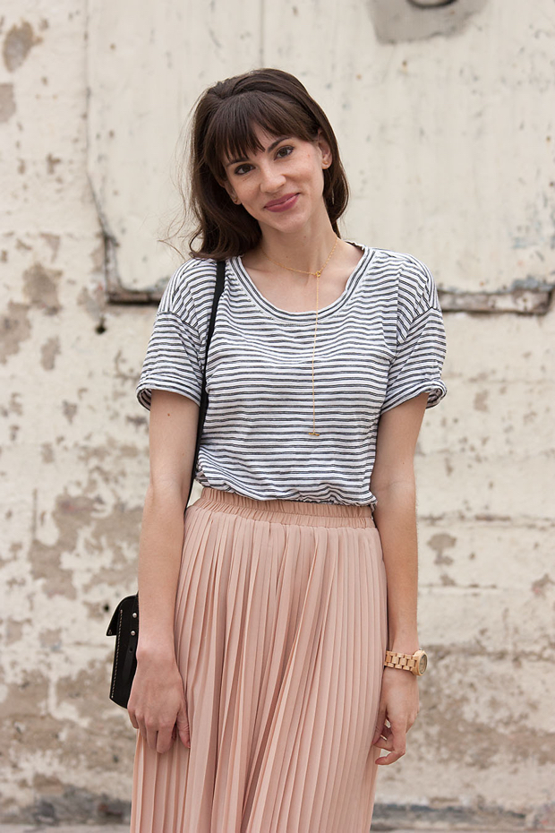 The Skirt - Jeans and a Teacup