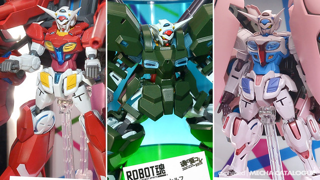 Tamashii Nations Summer Collection 2015 - ROBOT Damashii