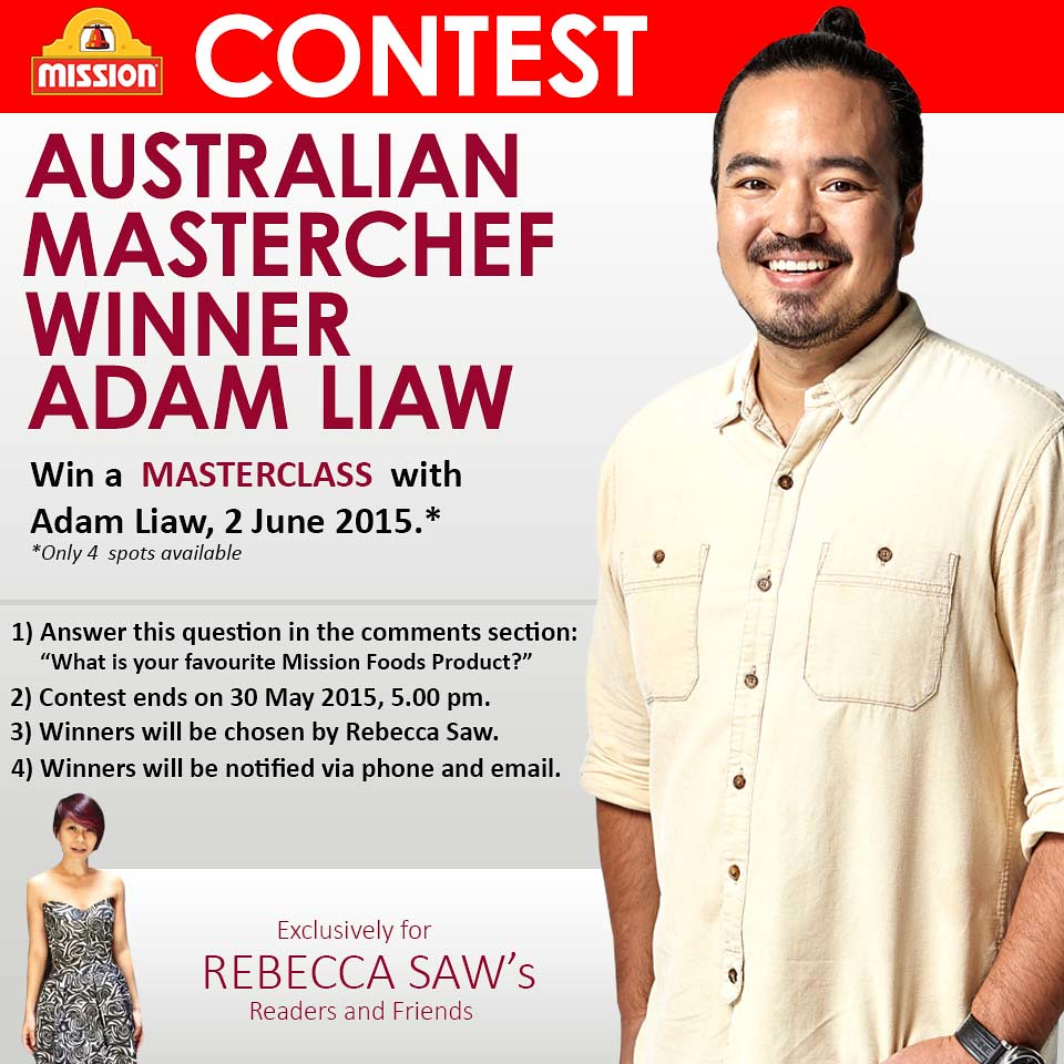 How Liaw Are You Poster_Rebecca Saw