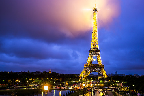 Eiffel Tower, ter