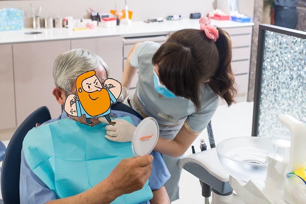 牙周病可以植牙嗎?台南遠東牙醫的植牙新技術-導航植牙 (15)