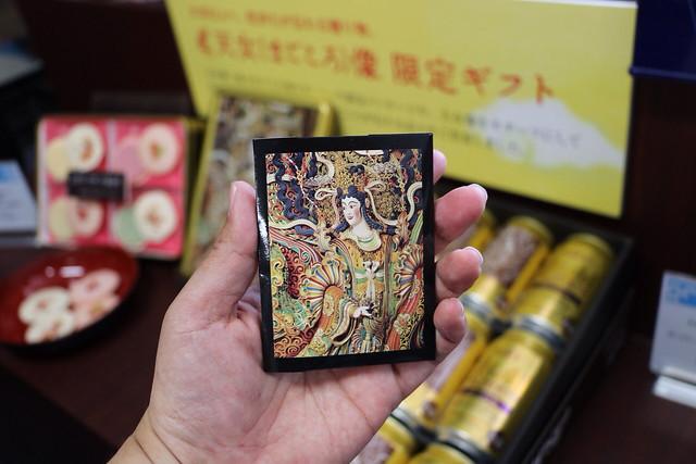 日本橋 三越 三越天女像 55周年記念