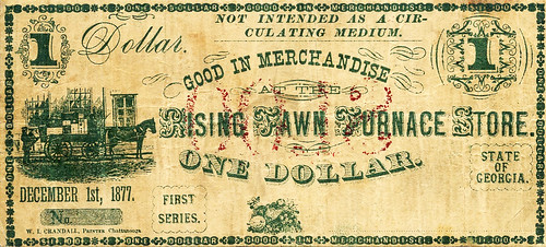 Rising Fawn 1877-100 front