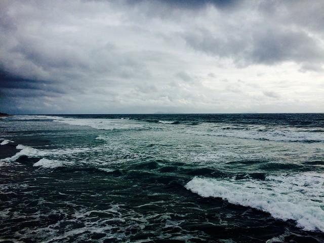 Moody Sea