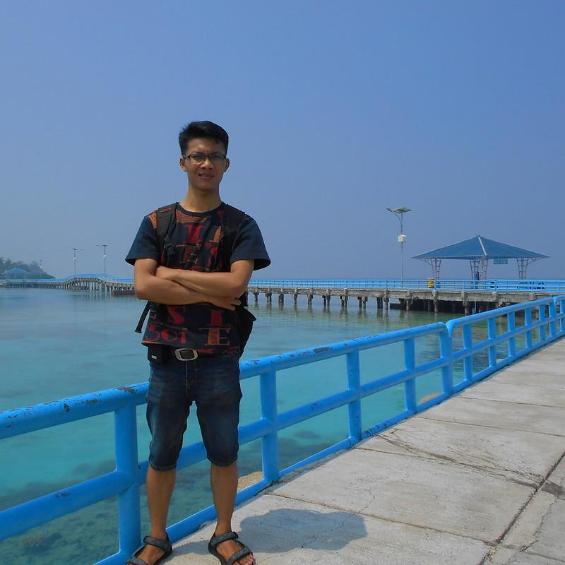 backpacker ke pulau tidung reza fahlevi rh fahlvreza blogspot com