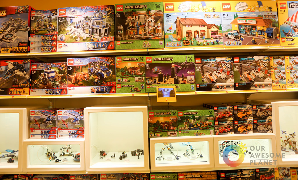 First LEGO® Certified Store in the Philippines in BGC near Kidzania ...