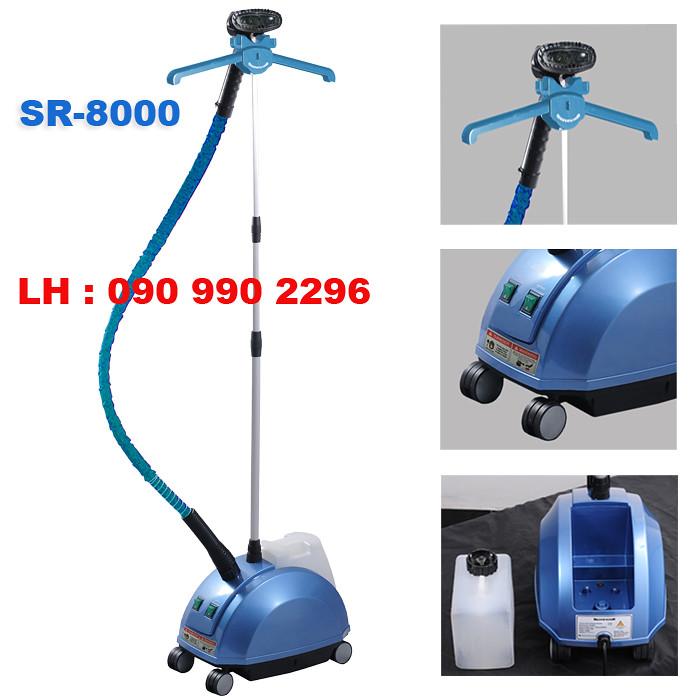 Bàn ủi hơi nước đứng SR-8000