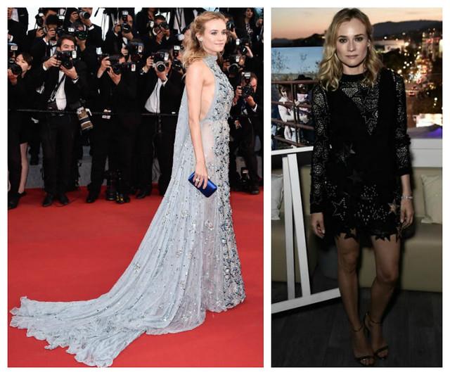 Diane Kruger Cannes 2015