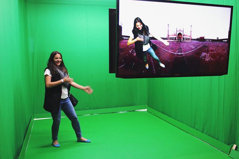 Green Screen Web We Want Festival 2