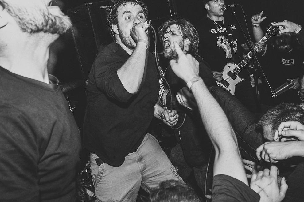 Terror at The Hideout | May 11, 2015