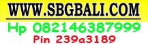Header Sbgbali