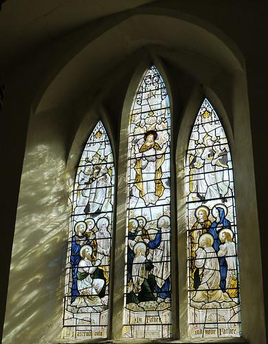 All Saints Church, Kedleston