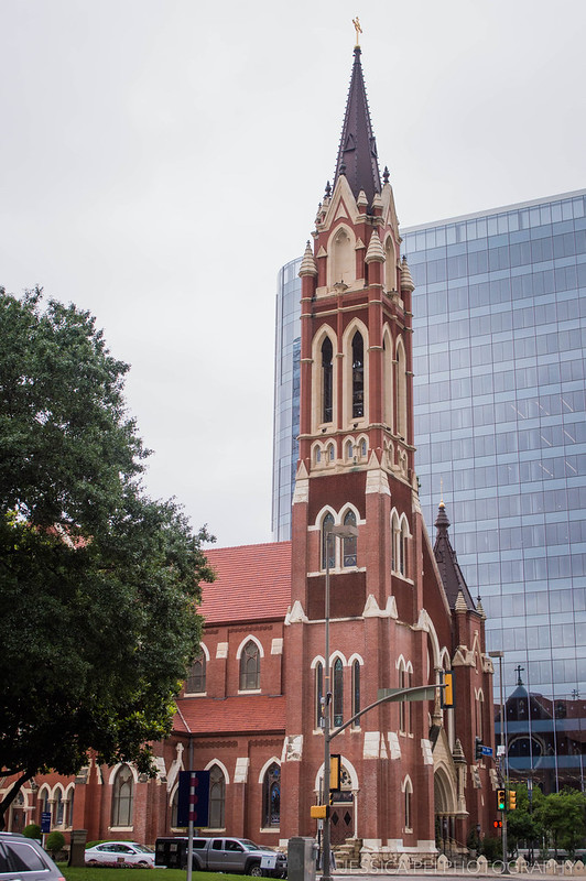 Cathedral Santuario de Guadalupe Dallas