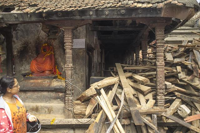 Durbar Statue