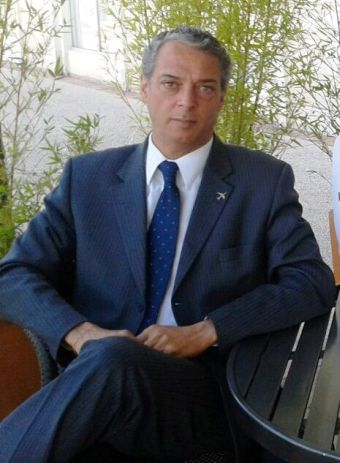 Roque Palacios, gerente comercial DAP (DAP)