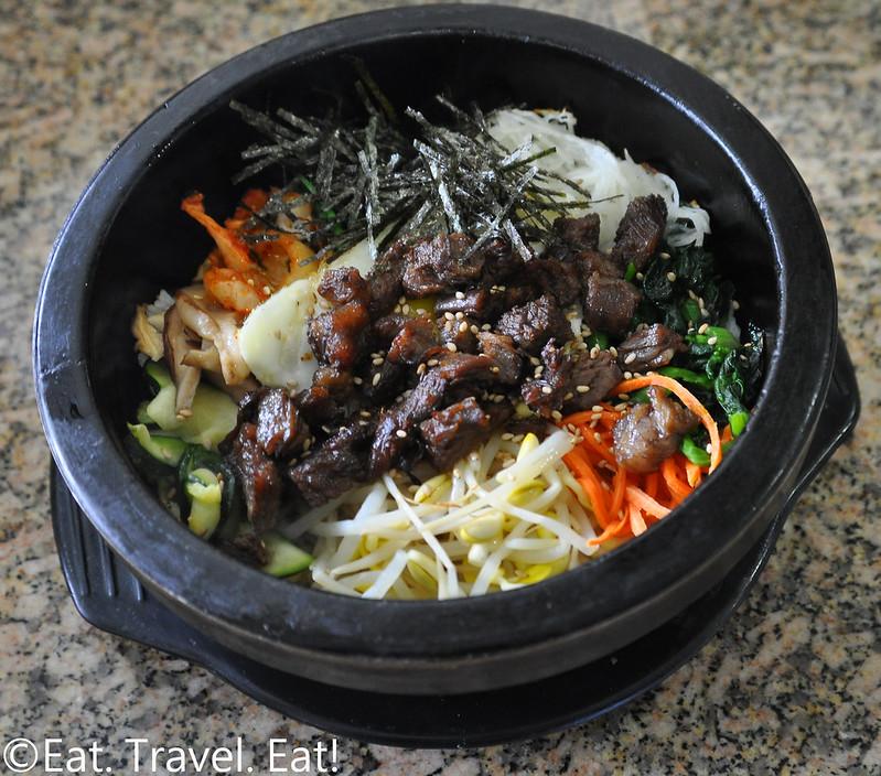 Jeon Ju- Los Angeles (Koreatown), CA: Galbi Dolsot Bibimbap