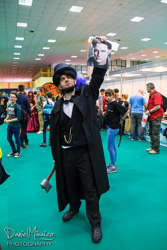 Comic Con 2015, Bucharest by Daniel Mihai