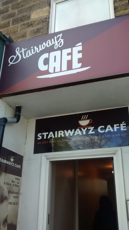 Stairwayz Cafe Low Fell May 15