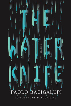 Photo of The Water Knife Book Cover